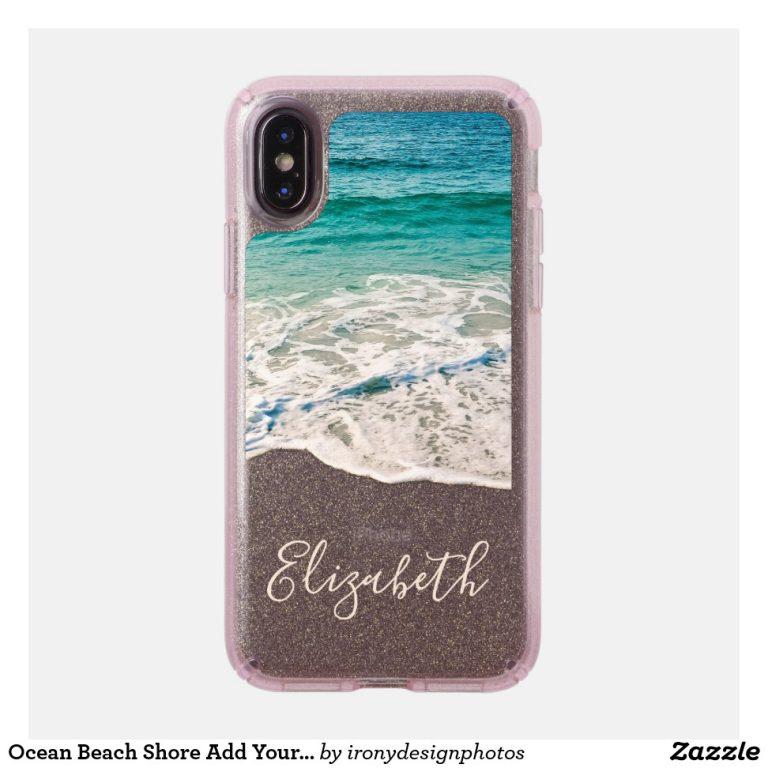 Beach Themed Phone Cases
